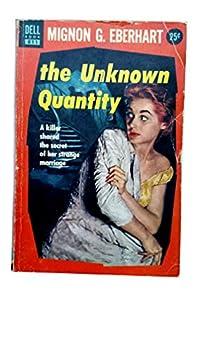 Unknown Quantity 0446327352 Book Cover