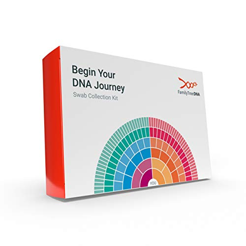 FamilyTreeDNA - Family Finder DNA Test - Genetic Testing to Discover Your Ancestry