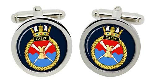 Gift Shop HMS Calpe, Real Azul Marino Gemelos en Caja