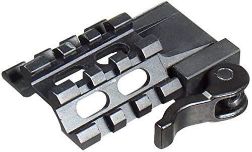 UTG Leapers MAT032263 Winkelmontage, schwarz, one Size