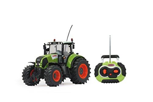 RC Auto kaufen Traktor Bild 4: Jamara 403703 - RC Claas RC Axion 850 1:16 mit Licht inklusive Fernsteuerung*