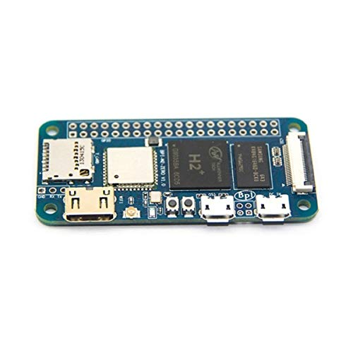 Banana Pi BPI-M2-ZERO - Quad-Core Mini Single Board Computer
