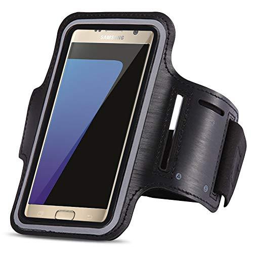 mächtig der welt UC-Express Samsung Galaxy S7 Lauftasche Koffer Sporttasche Sporttasche, mit Handygurt,…