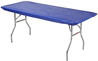 Kwik-Covers 8' Rectangle Plastic Table Covers 30
