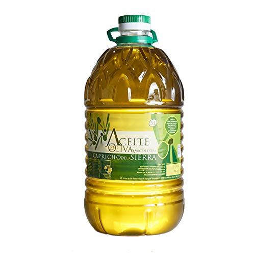 Aceite de Oliva Virgen Extra - 5 litros - Cooperativa Elche de la Sierra