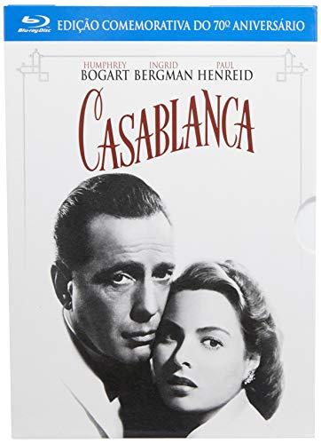 Casablanca Ed 70 Anos Aniversáriorio, [Blu-ray]