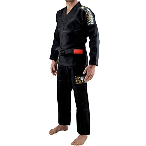 Bóa Treinado Mannen Kimono