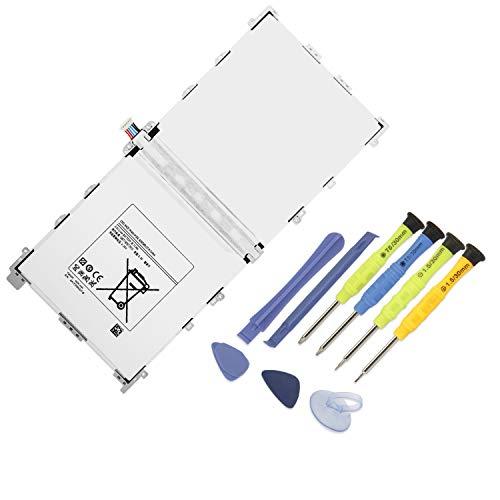ANTIEE T9500E Tablet Batería para Samsung Galaxy Note Pro 12.2' WiFi SM-P900 P901 P905 P907A Series Tablet T9500C T9500U GH43-03980A 3.8V 9500mAh with Tools