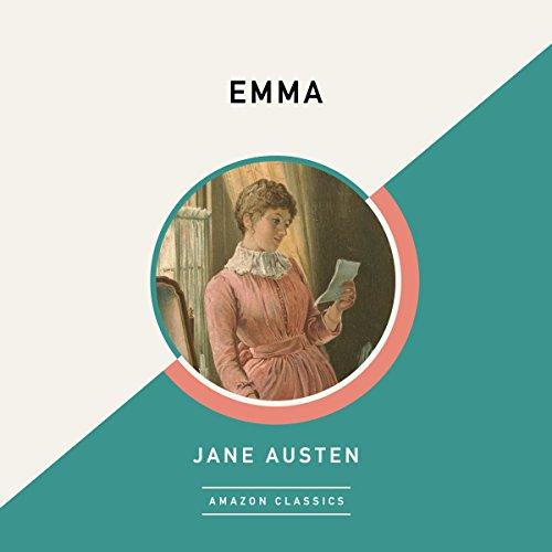 Emma (AmazonClassics Edition) audiobook cover art