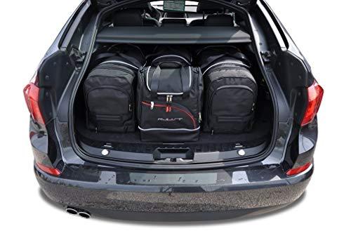 bester Test von bmw gran turismo KJUST 4er-Set Reisetaschen für BMW 5 Gran Turismo F07 2010-2017