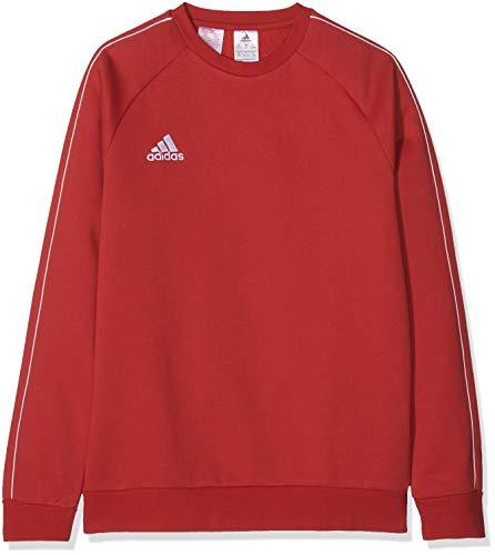 Adidas CORE18 SW Top Y Sudadera, Unisex Niños, Rojo (Power Red/White), 116