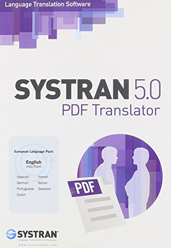 Pdf Translator 5.0 - European Full Version