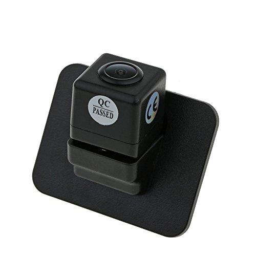 Rückfahrkamera Wasserdicht Nachtsicht Auto Rückansicht Kamera Einparkhilfe Rückfahrsystem für Mazda 2 (4 doors)/Mazda CX-3/Mazda 2(5 doors) 2016-2017 (Mazda 2 (4 doors))