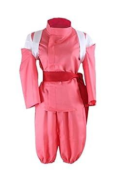 WOTOGOLD Anime Cosplay Costumes Chihiro Ogino Kimono Size XXL Pink