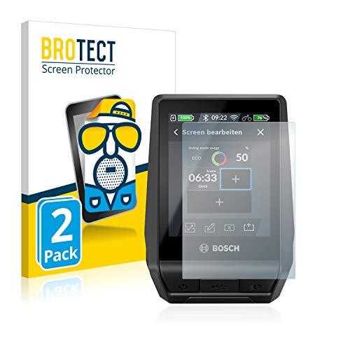 BROTECT 2X Entspiegelungs-Schutzfolie kompatibel mit Bosch Nyon 2020 Displayschutz-Folie Matt, Anti-Reflex, Anti-Fingerprint
