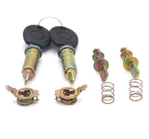 Piezas de automóvil 1H0837061G Kit de reparación de Bloqueo de manija de Puerta para Golf MK3 1991-1997 Seat Ibiza Cordoba Inca