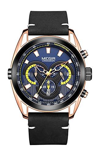 Reloj - Megir - Para - TTMG2135-GOLD