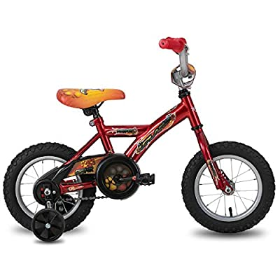 Hiland 12 Inch Kids Bike for 2 3 Years Kids Boys Bicycle with Training Wheels