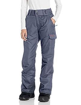 Arctix Women s Snow Sports Insulated Cargo Pants Steel Large