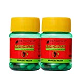 DR. VAIDYA'S new age ayurveda | Sandhivati Capsules | Ayurvedic Medicine for Joint | 30 Capsules (Pack of 2)