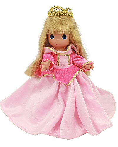"Precious Moments 9"" Enchanted Fairy Tale Sleeping Beauty Doll"