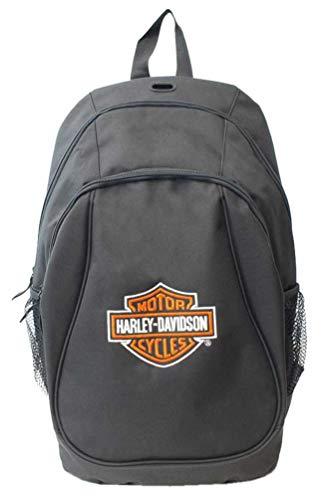 Harley-Davidson Embroidered Bar & Shield Logo Backpack,...