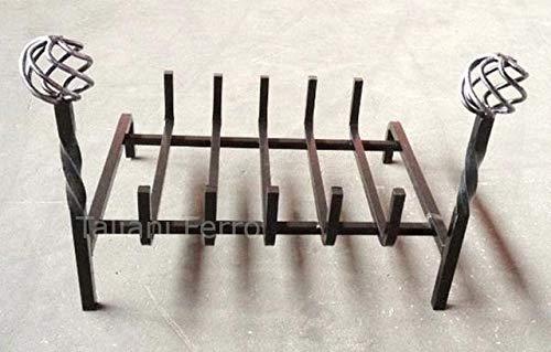 Kohlebecken mit Zapfen H = 400 mm L = 500 mm P = 380 mm