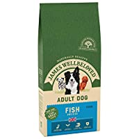 Hypo-allergenic No unhealthy additives Full of natural goodness Nourising white fish, brown and pearl rice and whole barley in crunchy tasty kibbles Gentle on your dog's digestion Omega 3 and omega 6 fatty acids