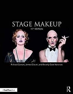 stage makeup richard corson