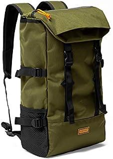 Restrap Hill Top Backpack 成人中性防水灰色、橄榄色或黑色,28 L 码