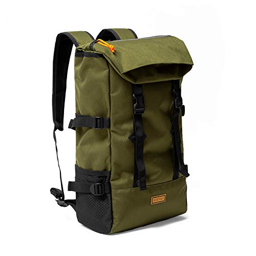 RESTRAP Hill Top Backpack Mochila, verde oliva, 28 litros Unisex Adulto
