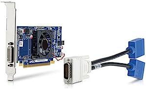 HP Radeon 6350 Graphics Card - 512 MB DDR3 SDRAM - PCI Express 2.0 x16 QK638AA
