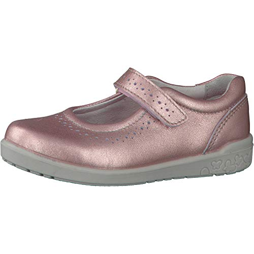 RICOSTA pour Filles' Lelia 'Rose Babies Chaussures - Rose, 11.5 UK Child