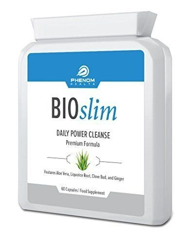 BIOSLIM DAILY POWER CLEANSE - DETOX & CLEANSE BODY 1 MONTH SUPPLY