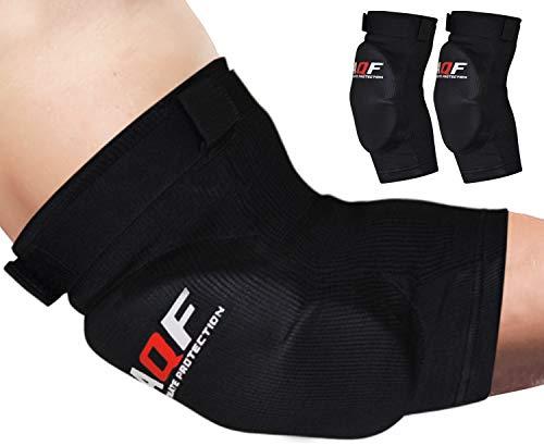 AQF 4.5m Handwickel Innere Handschuhe MMA Boxbandagen Training Muay Thai Stretch (S)