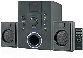 Zebronics ZEB-SW275RUF 2.1 Multimedia Speaker (Black)