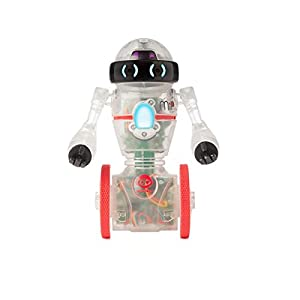 WowWee - Coder MiP The STEM-Based Toy Robot - Transparent - 41gShhHXshL - WowWee – Coder MiP The STEM-Based Toy Robot – Transparent