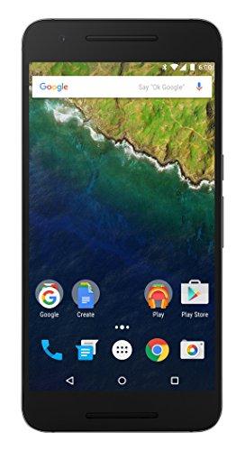 "Huawei Nexus 6P 14,5 cm (5.7"") 3 GB 32 GB SIM única 4G Gris 3450 mAh - Smartphone (14,5 cm (5.7""), 3 GB, 32 GB, 12,3 MP, Android 6.0, Gris)"