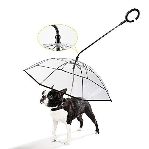 Dogbrella Hond Lood Hond Rain Jacket Hond Lead Comfortabel Hondenriem Voor Kleine Honden Hond Umbrella Leash Hond Paraplu Met Lood b