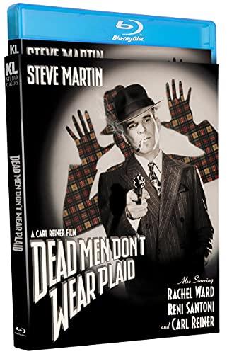 Top New Dead Men Don't Wear Plaid [Blu-ray]
