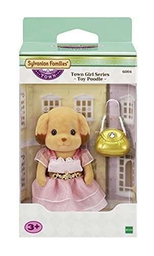 Sylvanian Families 6004 Toy-Pudel Laura - Figuren für Puppenhaus