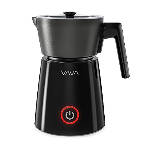 Milk Frother, VAVA Detachable Milk Frother, Electric Liquid Heater for...
