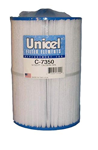 Unicel C-7350 Replacement Cartridge Filter 50 Sq Ft Caldera Spas C7350