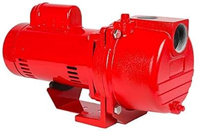 Red Lion 3/4-HP Self Priming Sprinkler Pump