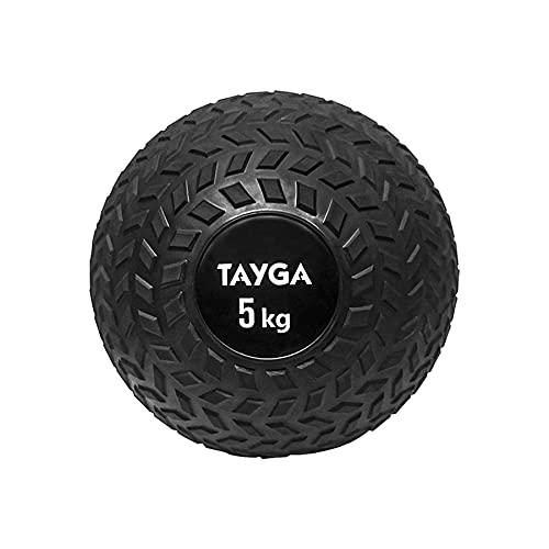 Tayga Slam Ball 5 kg Pelota Balón de Azote Entrenamiento