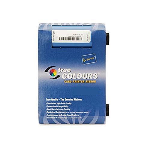 YMCKO 800011-140 Farbband, kompatibel mit Zebra ZXP Serie 1 ZXP1 Kartendrucker, 100 Drucke