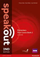 Speakout (2E) Elementary Split Edition Student Book B with DVD/ActiveBook CD-ROM and Workbook B with Audio CD
