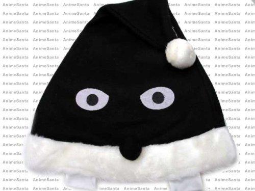NARUTO Fleece Sleeping Cap HAT Head Cosplay