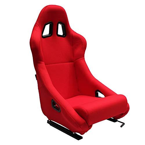 pequeño y compacto Sillas de coche deportivas MODAUTO, palas deportivas, tejidos incluidos pasamanos, conductores,…