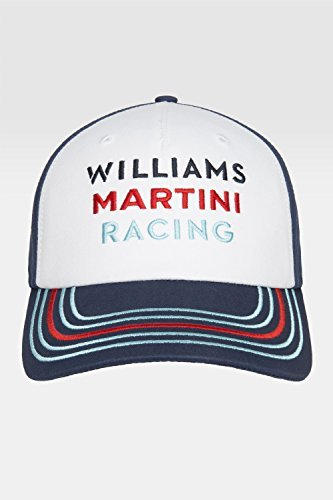 2015 Williams Martini Racing Team Hat by Williams Martini Racing